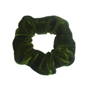 8pcs Soft Velvet Elastic Scrunchie Ponytail Holder Stretch Hair Band Ring Rope