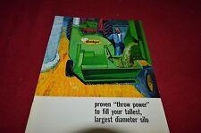 Badger Forage Blower Dealers Brochure YABE13