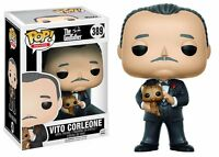 Don Vito Corleone The Godfather Pate Gangster POP! Movies #389 Vinyl Figur Funko