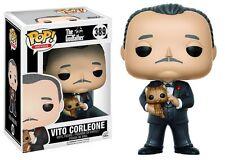 Don Vito Corleone The Godfather Pate Gangster POP! Movies #389 Vinyl Figur Funko