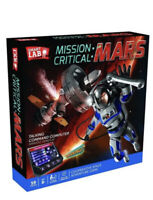 Smart Lab Mission Critical: Mars Game New Sealed