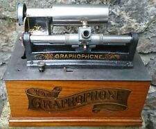 PHONOGRAPHE / GRAMOPHONE / GRAPHOPHONE - THE GRAPHOPHONE TYPE A