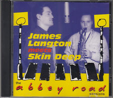 Langton James Meets Skin Deep : The Abbey Road Sessions CD FASTPOST