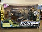 G.I. Joe GI Pursuit Of Cobra GHOST HAWK & TOMAHAWK 2010 POC HASBRO 21241 MIB For Sale