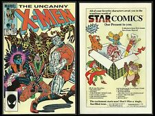 UNCANNY X-MEN #192 NM/MT (Marvel 1985) Colossus Rogue Nightcrawler Magus CGC IT!
