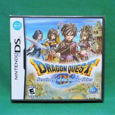 Dragon Quest IX 9: Sentinels of the Starry Skies (Nintendo DS, 2010) Sealed MINT