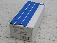 """Norton R821 2-3/4"""" - 15-1/2"""" sanding belts 220X grit 10 belts"""