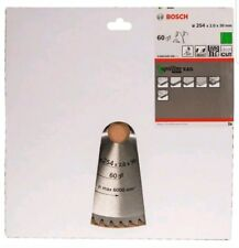 Bosch 2608640436 Circular Saw Blade Optiline Wood for KAPP- and Saws, 254 X.2.0×