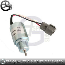 Fuel Shut Off Solenoid for Mitsubishi S3L2 Mahindra Max 28