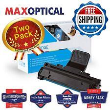 Max Optical 2Pack Samsung ML-1640, ML-2240 Compatible Toner(MLT-D108S)