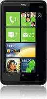 HTC  HD7 HD7 - 8GB - Schwarz (Ohne Simlock) Smartphone