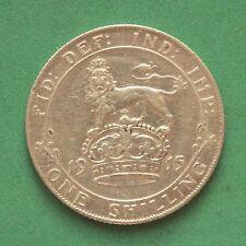1915 George V Silver Shilling SNo38493