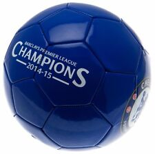CHELSEA FC CHAMPIONS SIZE 5 FOOTBALL MATCH BALL SEASON SOCCOR SPORTS BLUE CFC