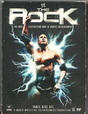 Movie DVD - WWE THE ROCK - Pre-Owned - WWE Home Video