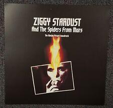 David Bowie Ziggy Stardust & Spiders from Mars 2016 Cardboard Promo Poster Flat