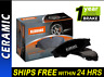 NEW XLBRAKE OE SPEC Ceramic Disc Brake Pads D1519 Guarantee Fit[Front]