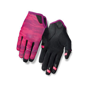 Giro Cycling Gloves Glove La Dnd Pink Breathable Robust Flexible