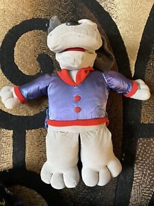 Vtg Tonka Pound Puppies Cooler, Animated Talking Plush Cassette Player