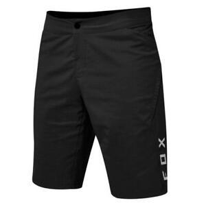 Fox Ranger Shorts - Bike - MTB/Enduro/XC/Trail - Cycling Shorts - Black