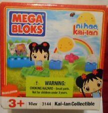 Mega Bloks Kai-lan Nickelodeon #3144 Collectible