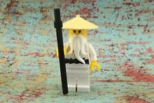 Lego Mini Figure Ninjago Sensei Wu Tan Hat from Set 70626