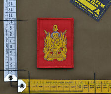 "Ricamata / Embroidered Patch Ita. Navy ""San Marco Red"" with VELCRO® brand hook"