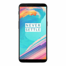Teléfonos móviles libres OnePlus 5T 6 GB