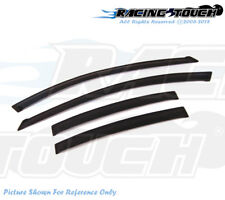 Out-Channel Window Visor Wind Guard 4pcs For 1991 1992-1996 91-96 Infiniti G20