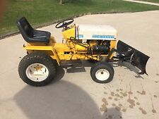 International Harvester Cub Cadet 123 Garden Tractor