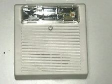 Wheelock As 24110w Audiblestrobe White 20 31vdc Universal Mount 90 99dba 110cd