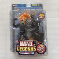 Marvel Legends Ghost Rider Series 3 2002 Toy Biz Action Figure New Sealed
