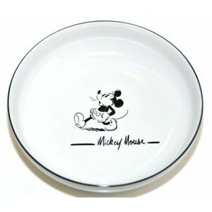 Disney Mickey Mouse Comic Sketch pasta plate, Disneyland Paris    N:3177