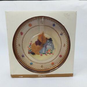 Winnie The Pooh Eeyore Disney Store Exclusive Wall Clock 9.5in 25cm