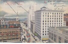 * CANADA - Vancouver - Post Office, Royal Bank Building and Rogers Building