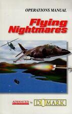 Flying Nightmares (MAC-CD, 1994) for Power Macintosh - NEW CD & MANUAL