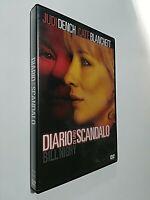 DIARIO DI UNO SCANDALO DVD - DVD EX NOLEGGIO