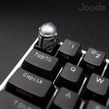 Star Wars Mandalorian Keycap Handmade Resin Custom Artisan