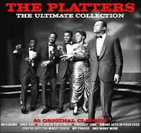 PLATTERS  *  60 Greatest Hits  *  NEW 3-CD Boxset  * All Original Songs * NEW