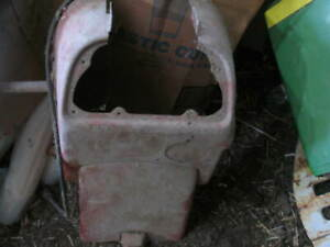 IH INTERNATIONAL FARMALL  Dash Cover 300 350