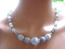 Runde Halsketten mit Schönheits echten Edelsteinen