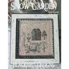 Anniversaries of the Heart Snow Garden Pattern Blackbird Designs