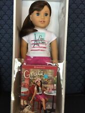 New American Girl Doll DOY 2015 Grace & Welcome Set Never Taken out of Box