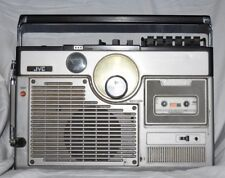 Vintage 70s Jvc 3060 Boombox Radio Tv Cassette Player Recorder As Is For Parts