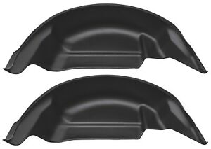 Husky Liners 79121 Rear Wheel Well Covers Guard For 16-20 Ford F150 NO RAPTOR