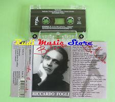 MC RICCARDO FOGLI Ballando 1998 italy PPM BMG 74321587374 no cd lp dvd vhs