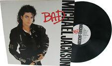 """Michael Jackson BAD Album Disque 33t 12"""" LP Vinyl Record Disc 1987"""