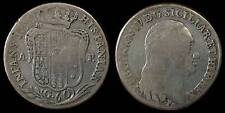 pci943) Regno di  NAPOLI Ferdinando IV grana 60 mezza piastra 1798
