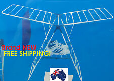 New Dryer Foldable Clothes Garment Rack Laundry Drying Hanger Airer Hanging
