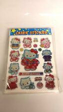 Hello Kitty Laser Stickers 100 new ind wrapped sheets per pkg Retails $100 & up