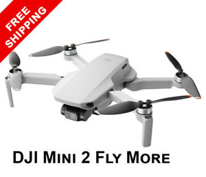 DJI Mini 2 Compact Portable Drone Fly More Combo - Stock Clearance Sale